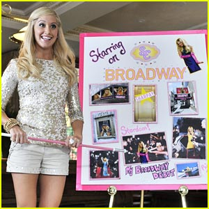 Sharpay Evans Pulls An Emma Stone