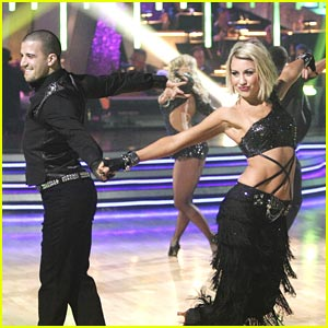 Chelsea Kane: Group Cha Cha Team Leader!