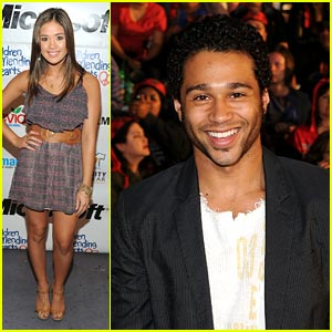 Corbin Bleu & Nicole Anderson are Mending Hearts