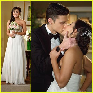 Francia Raisa & Ken Baumann: Ben & Adrian Get Married!