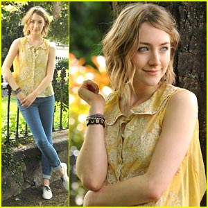 Saoirse Ronan: Cinemagic International Film & Television Festival!