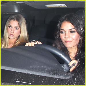 Vanessa Hudgens & Laura New: Trousdale Two!