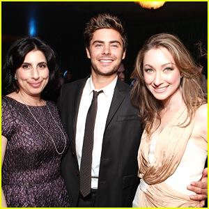Zac Efron: LA Housing Awards 2011