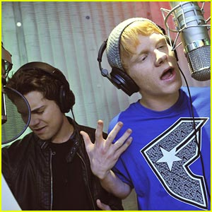 Adam Hicks & Drew Seeley 'Dance For Life'