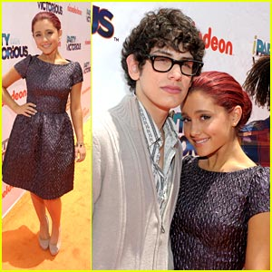 Ariana Grande &#038; Matt Bennett: iParty Pair