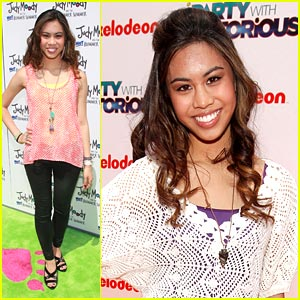 Ashley Argota: 'iParty' with Judy Moody!