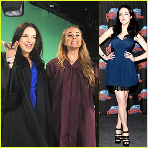 Elizabeth Gillies: 'iParty' With Planet Hollywood
