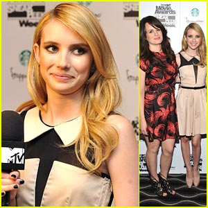Emma Roberts: New 'Art of Getting By' Clip!