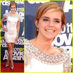 Emma Watson -- MTV Movie Awards 2011
