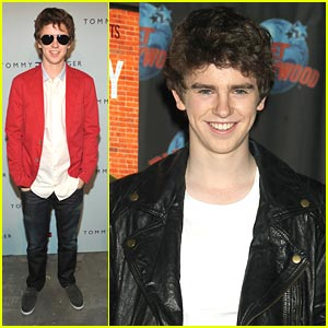 Freddie Highmore: Sight|Sound Stud