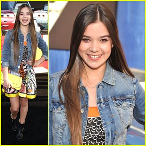 Hailee Steinfeld Finds Her Romeo