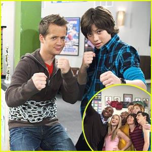 Jason Earles Has a Dojo Day Afternoon