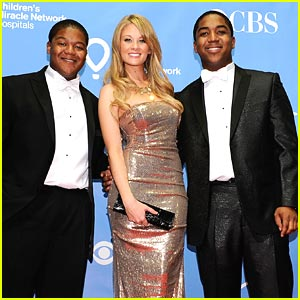 Christopher Massey And Kyle Massey 2015