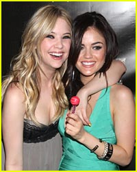 Lucy Hale & Ashley Benson: Emmy Contenders?