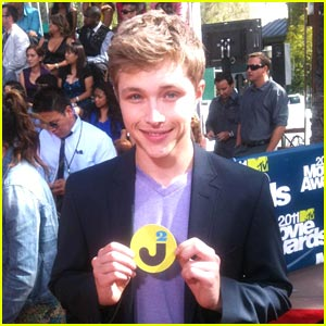 Sterling Knight -- MTV Movie Awards 2011
