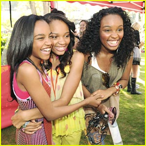 China Anne McClain: ANT Invasion at the Americana!