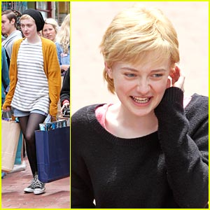 Dakota Fanning Heads North for 'Now is Good'