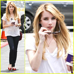 Emma Roberts: There's No Place Like Home