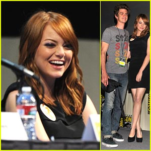Emma Stone: The Amazing San Diego Comic-Con