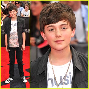 Greyson Chance: 'Raising Hope' Guest Star!