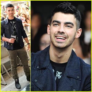 Joe Jonas: New Music Live!