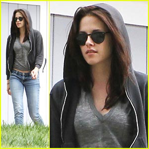 Kristen Stewart: Secret Magazine Cover Shoot!