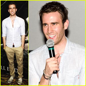 Matthew Lewis Surprises Chicago