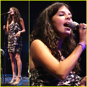 Nikki Yanofsky: 'I Never Take Anything Fo