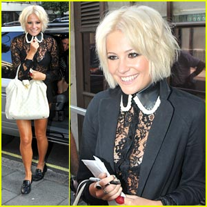 Pixie Lott Debuts 'All About Tonight'!
