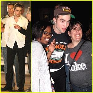 Robert Pattinson: From Cosmopolis to Comic-Con?