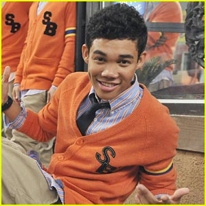 Roshon Fegan on 'Kickin' It' -- VIDEO!
