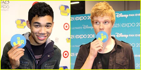Adam Hicks vs. Roshon Fegan: JJJ Rap-Off!