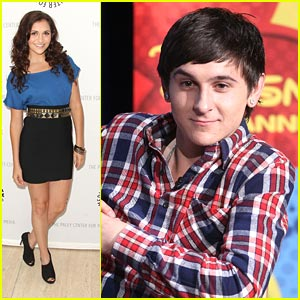 Alyson Stoner &#038; Mitchel Musso: PaleyFest Pair