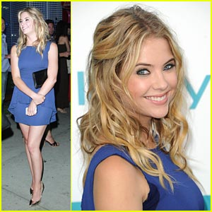 Ashley Benson: Hanna Belongs with Emily!