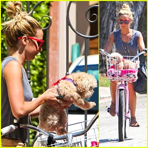 Ashley Tisdale: Multitasking with Maui