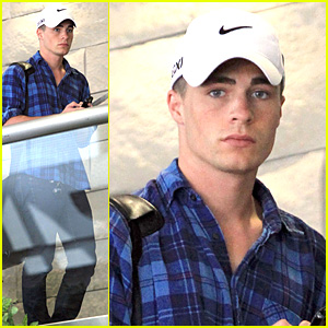 Colton Haynes: LAX Liftoff