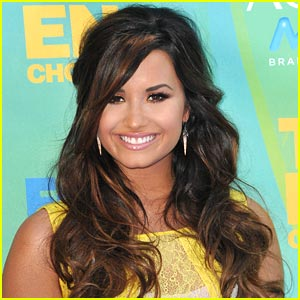 Demi Lovato Announces Album Name!
