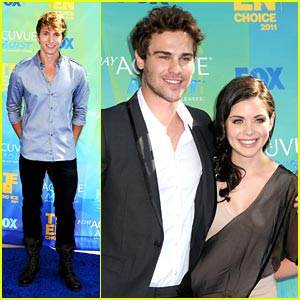 Grey Damon &#038; Benjamin Stone -- Teen Choice Awards 2011