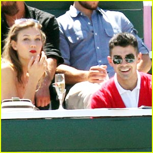 Joe Jonas & Karlie Kloss: Not Dating!