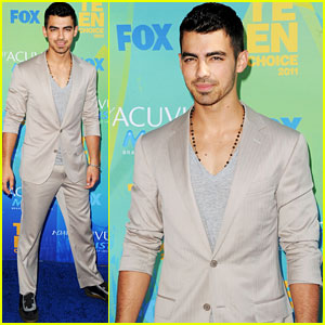 Joe Jonas - Teen Choice Awards 2011