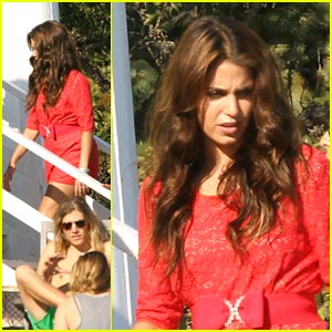 Nikki Reed: Beach Shoot Beauty