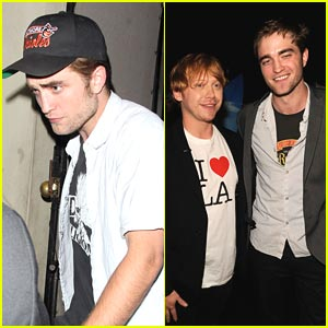 Robert Pattinson: Chateau Marmont Man