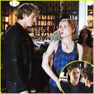 Grey Damon vs. Benjamin Stone: The Love Triangle Gets Intense!