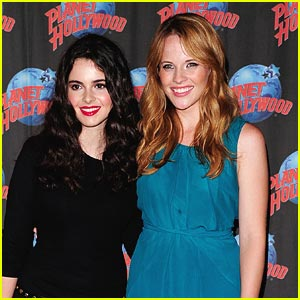 Vanessa Marano: I Want To Sign With Katie From Across The Room