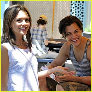 Alexandra Chando & Blair Redford 'Break Hearts'