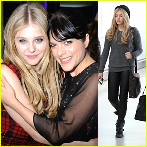 Chloe Moretz: Goodbye TIFF, Hello New York Fashion Week!