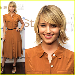 Dianna Agron: Madewell Maiden