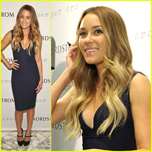 Lauren Conrad: Fashion's Night Out at The Grove