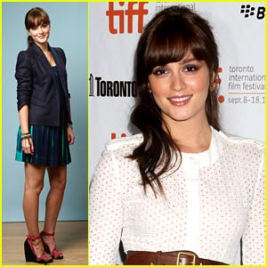 Leighton Meester: 'The Oranges' at TIFF 2011