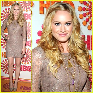 Leven Rambin: HBO Emmy Party